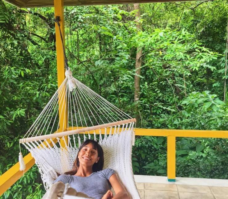 relaxing rosie makanda